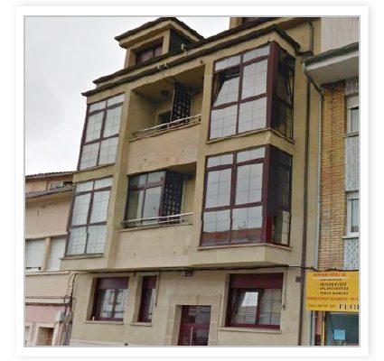 Edificio en calle Carmen 19, Avilés